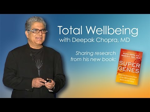 Total Wellbeing with Deepak Chopra, MD