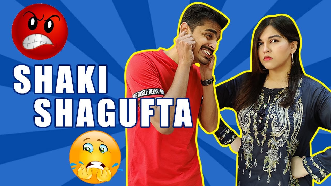 SHAKI SHAGUFTA | Comedy Skit | Bekaar Films