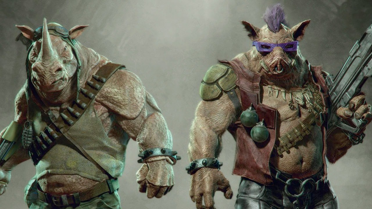 Watch Us Lose Our Minds Over The New Ninja Turtles Trailer Youtube
