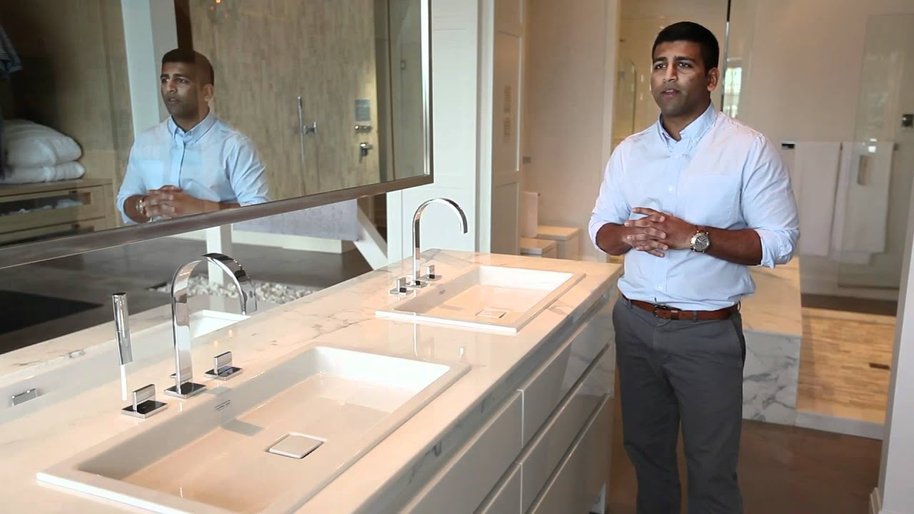 Ottawa Bathroom Designer Describes Why Alape Sinks Are Great Youtube