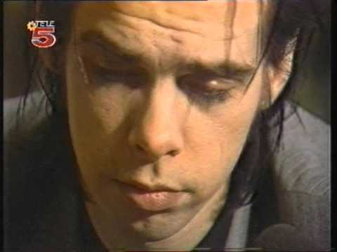 Nick Cave Interview Tele5 09/88