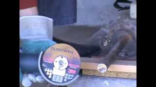 3M - Отрезной круг по металлу Cubitron II, 125х22,23х1,0 мм, АКС-ЮГ СИСТЕМА(, 2015-04-12T09:52:16.000Z)