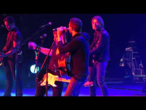 "Keith Urban ""Raise Em Up"" W/Eric Church Nashville 2014"