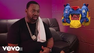 Raekwon - I Worked On The Linx Beach Jacket The Way I Do With Music (247HH Exclusive)