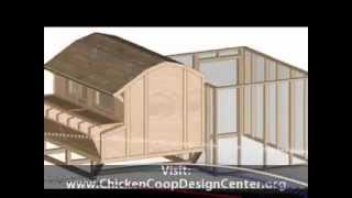 Chicken Coop Designs And Plans - Backyard Chicken Coop Design Made Easy