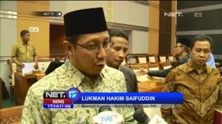 Download Video Menteri agama Lukman Hakim mengundurkan diri dari kursi dewan periode 2014-2019 - NET17 MP3 3GP MP4