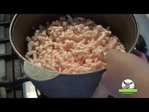 Как в домашних условиях сделать кулинарный жир