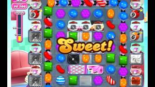 How to Clear Candy Crush Saga Level 1458