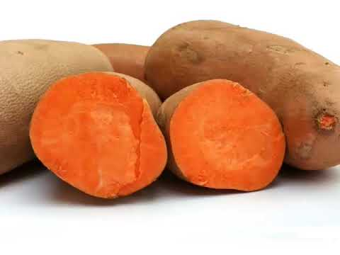Cleveland County Kitchen - Sweet Potatoes