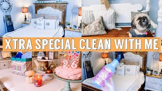 XTRA SPECIAL CLEAN WITH ME | EXTREME CLEANING MOTIVATION | FALL CLEAN WITH ME