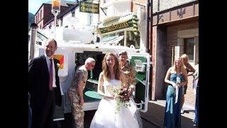 Прикольные Пуленепробиваемая свадьба