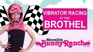 Vibrator Racing at the Moonlight BunnyRanch with Alice Little