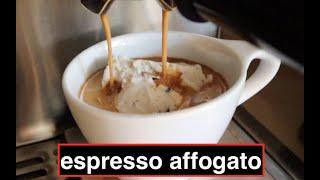 How to Make | Espresso Affogato | Breville Barista Express