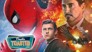 SPIDER-MAN HOMECOMING AND A SHORT HISTORY ON BAD MOVIE POSTERS - Double Toasted Highlight