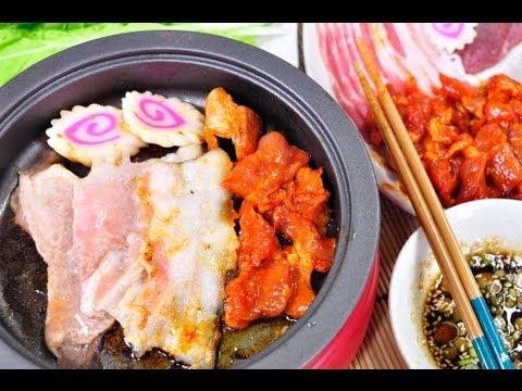 หมูย่างเกาหลีโฮมเมค Korean BBQ Homemade