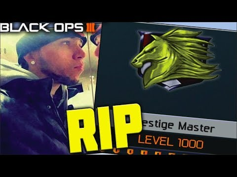 RIP TO ONE OF THE GREATEST BO3 PLAYERS of ALL TIME!