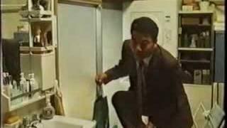 DoCoMo CM ファミリー割引 塩見 三省 余 貴美子 俵積田 等.