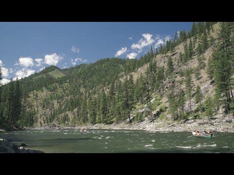 Dory Trip on Idaho
