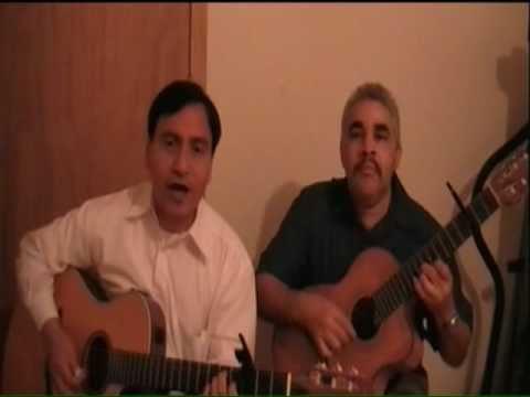LUIS  CRUZ  Y  FRANK  MENDEZ''AUSENTE  MADRE  MIA''