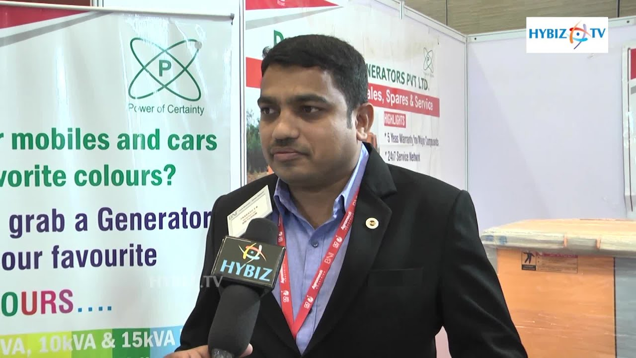Prakash Prime Power Generators BNI Go Nat 2015