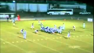 Jordan Schwartz 2010-11 MAHS Offensive Football Highlights