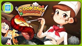 Кулинария Приключения * Готовим еду в Гриль Хаус - Открой ресторанный бизнес * Игры с Sensor Games screenshot 1