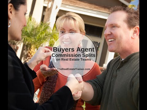 Managing & Compensating Buyer's Agents on a Real Estate Team
