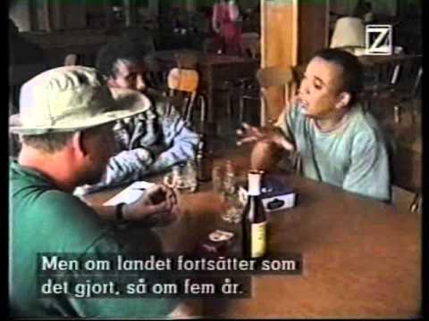 Eritrea 1997-8 Swedish Documentary