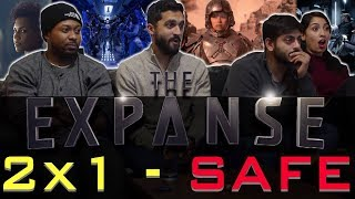 The Expanse - 2x1 Safe - Group Reaction