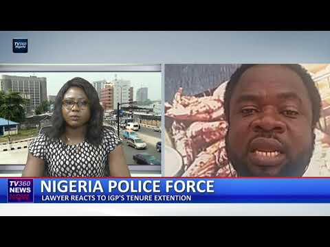 Legal Practitioner faults extension of IGP's tenure