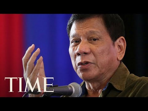 Philippine President Rodrigo Duterte Declares Martial Rule In Southern Part Of Country | TIME
