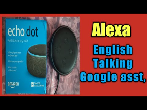 Amazon Echo Dot vs Google Home Mini: Englisn Battle!| Echo Dot Review!
