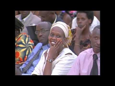 NTUKIRENGAGIZ' IMPANO IKURIMO By Apostle Dr Paul M Gitwaza