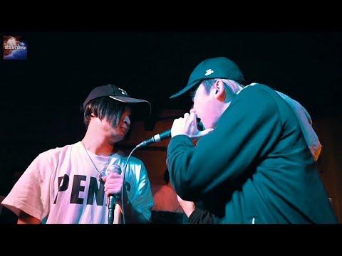 ゆうま.マスオマスター.B-STOP.vs. K'iLL .SHAMA-ZO .MC龍.凱旋MC battle3on3