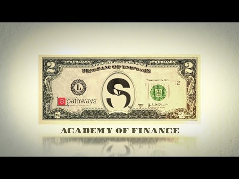 Program of Emphasis: Academy of Finance