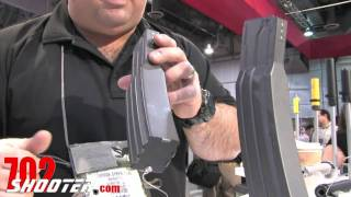 Surefire 60 & 100 Round AR Mags at 2011 SHOT Show