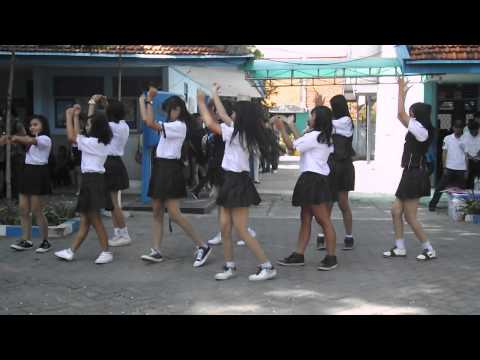 JKT48 - River dance cover by HT-One48
