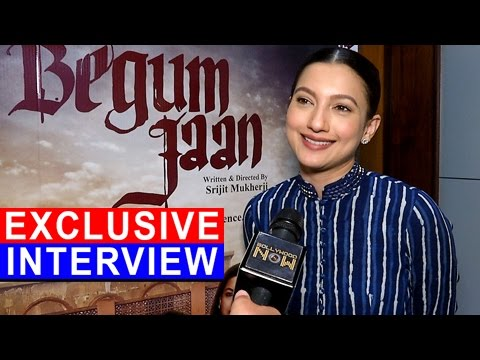 GAUHAR KHAN On Working With VIDYA BALAN, Her Experiences In BEGUM JAAN | EXCLUSIVE INTERVIEW