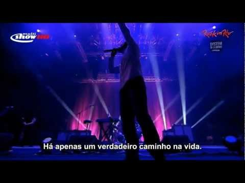 System Of A Down - Innervision live Rock in Rio [Legendado-BR/HD Quality]