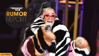 Cardi B Snaps On Access Hollywood For Posting Fake Headlines