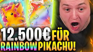 😍😱DER FLUCH ist GEBROCHEN! | Finally RAINBOW PIKACHU gezogen!! | Pokemon VIVID Voltage CASE OPENING!