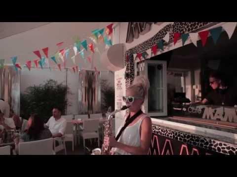 Lovely Laura, Klingande and Bob Sinclar at Cafe Mambo