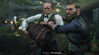 Red Dead Redemption 2 / Vykopli sme toho starého úžerníka [PS4 PRO]