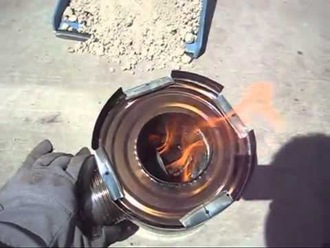 Best Rocket Stove Design Ever - UPDATE