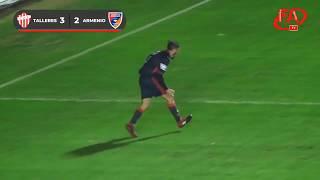FATV 19/20 Fecha 2 - Torneo Apertura - Talleres 3 - Armenio 2