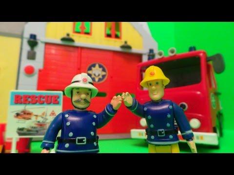 Fireman Sam USA NEW Episodes / Fireman Sam's Best Rescues! 🚒 🔥