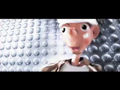 Tiga - Hot In Herre [HQ - full screen]
