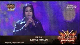 Rockers Konsert 12 : Ella - Istimewa & Layar Impian