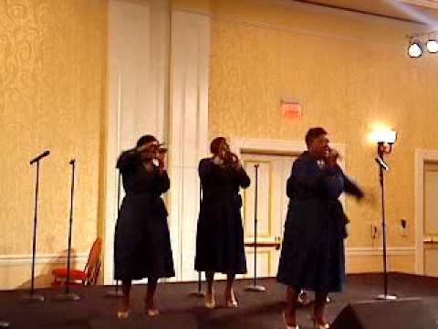 Jewell & Converted @ 103rd Holy Convocation- Trouble don't last always