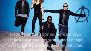 the black eyed peas xoxoxo (subtitulos en español)